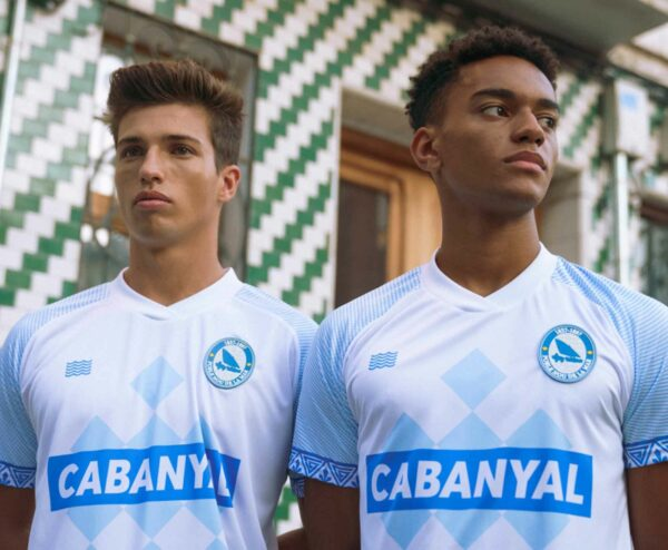 Camiseta Cabanyal 'Barris FC'