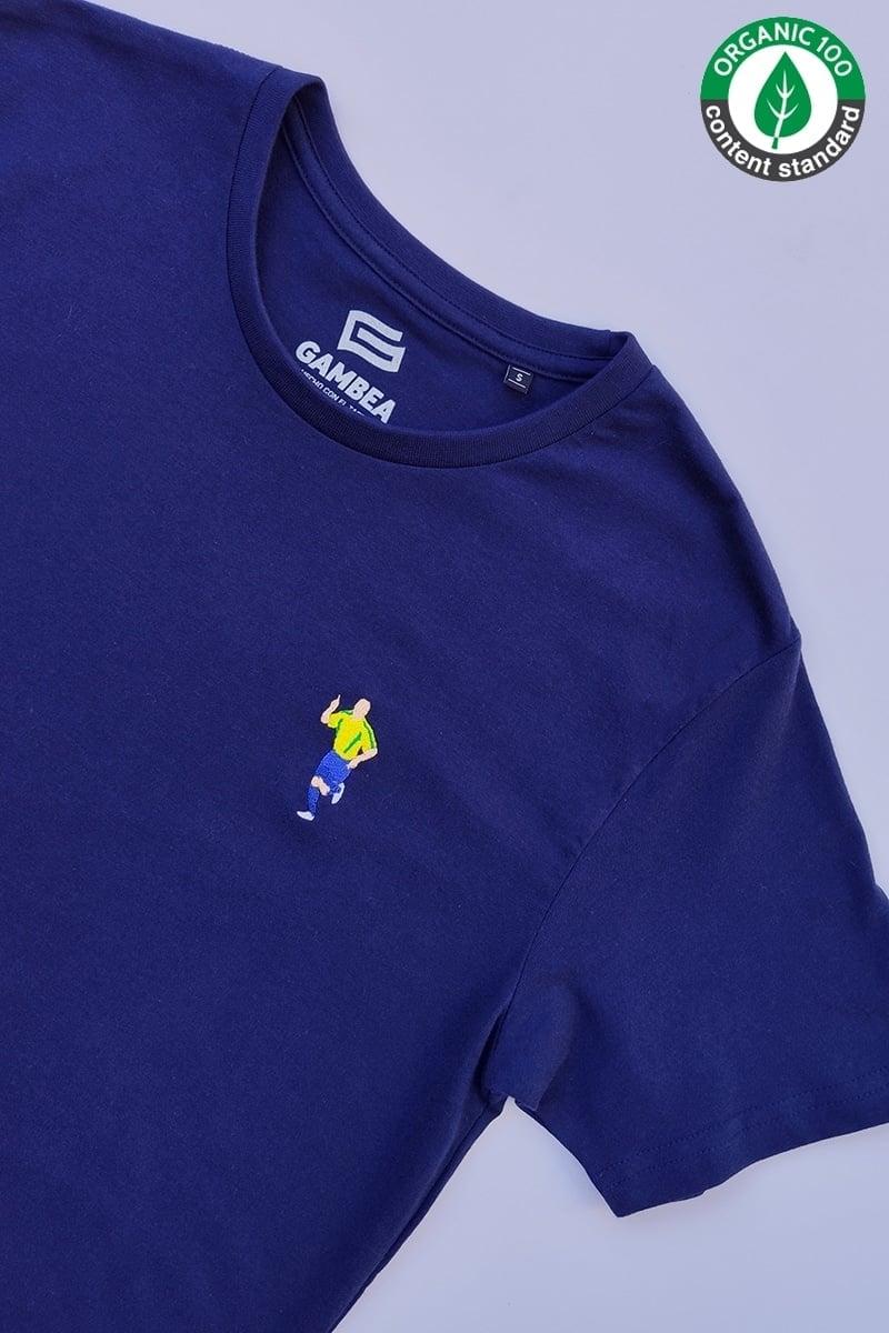 Camiseta O Fenomeno Azul Marino