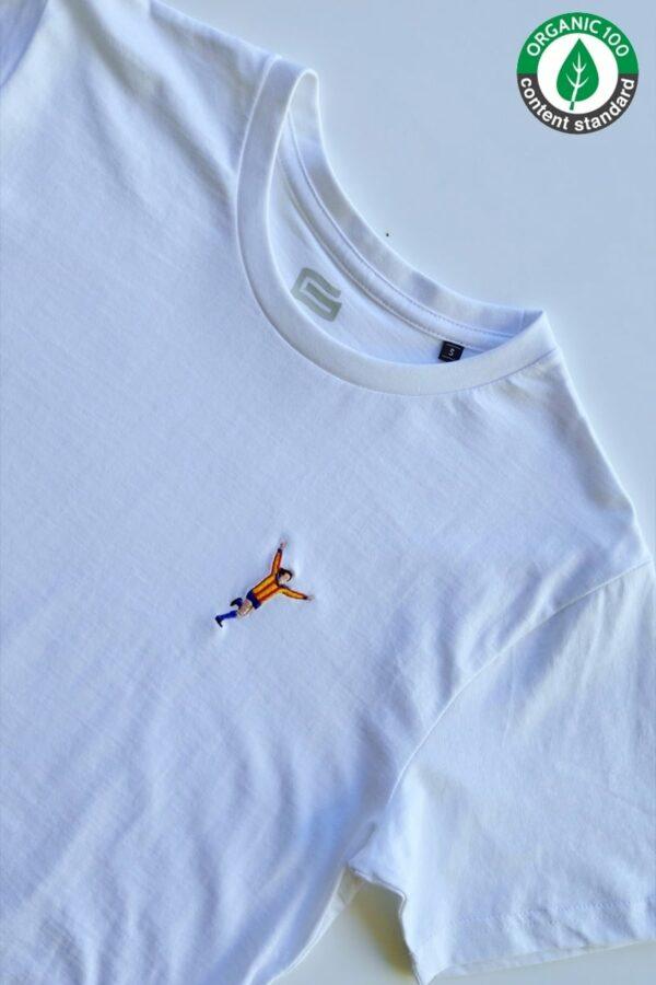 Camiseta Senyera Blanca