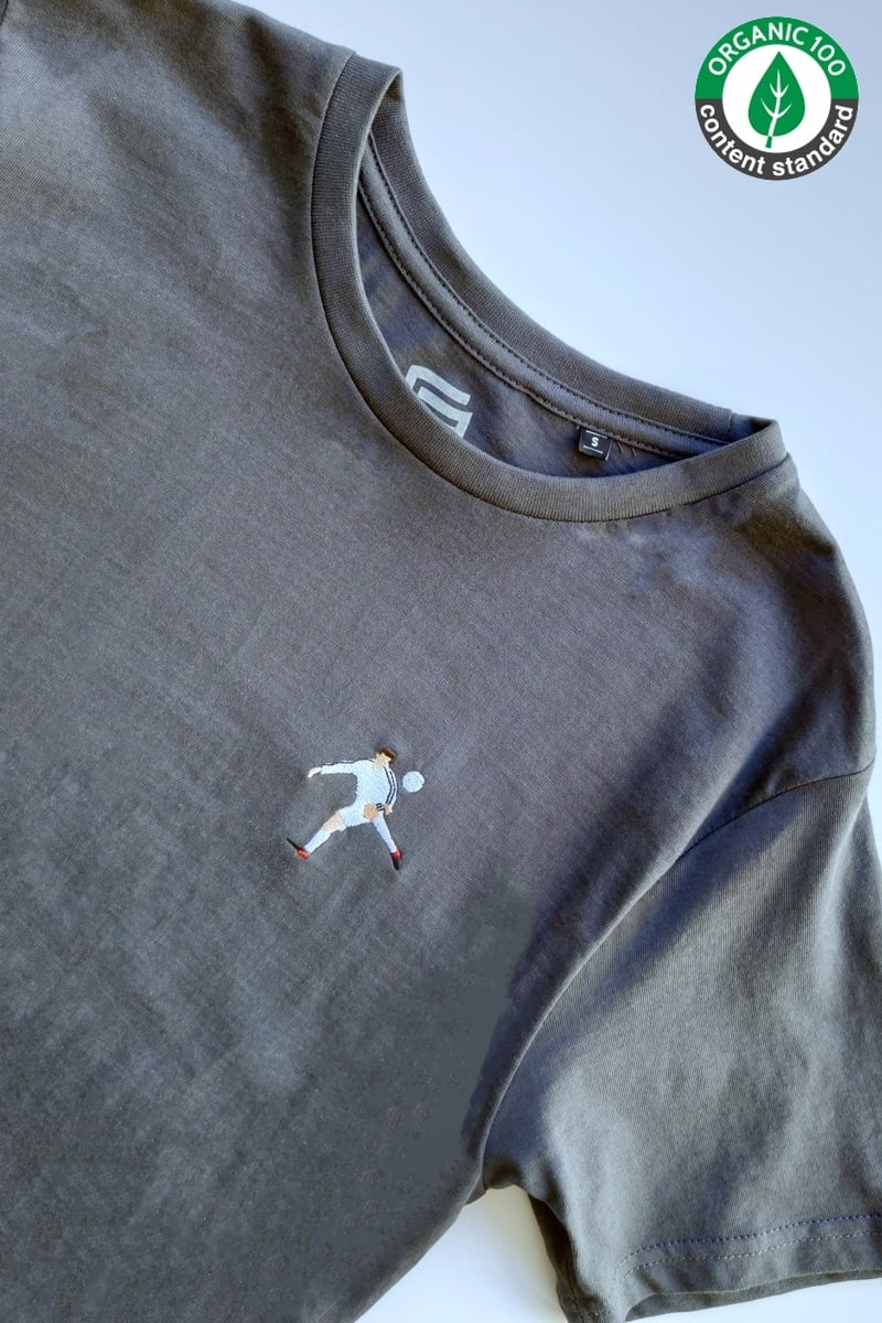 Camiseta Novena Gris Marengo