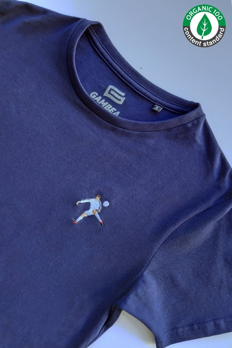 Camiseta Novena Azul Marino