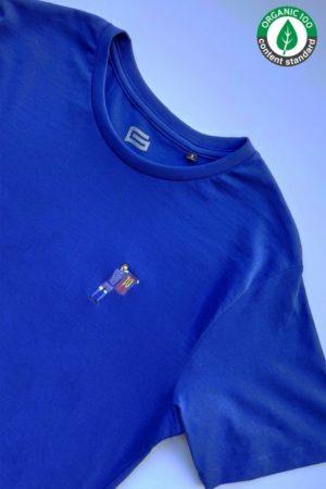 Camiseta La Pulga Azul