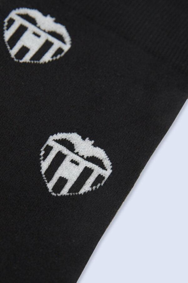 Escudo valencia negro