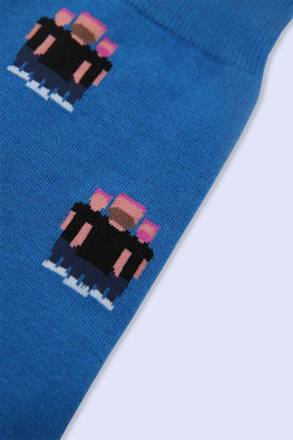Calcetines Ibai Rosa