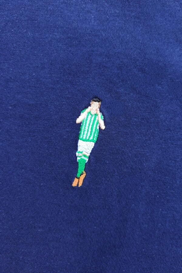 Camiseta Verdiblanca