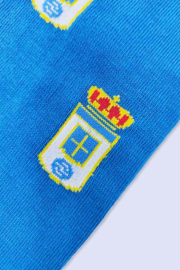 Calcetines Escudo Oviedo