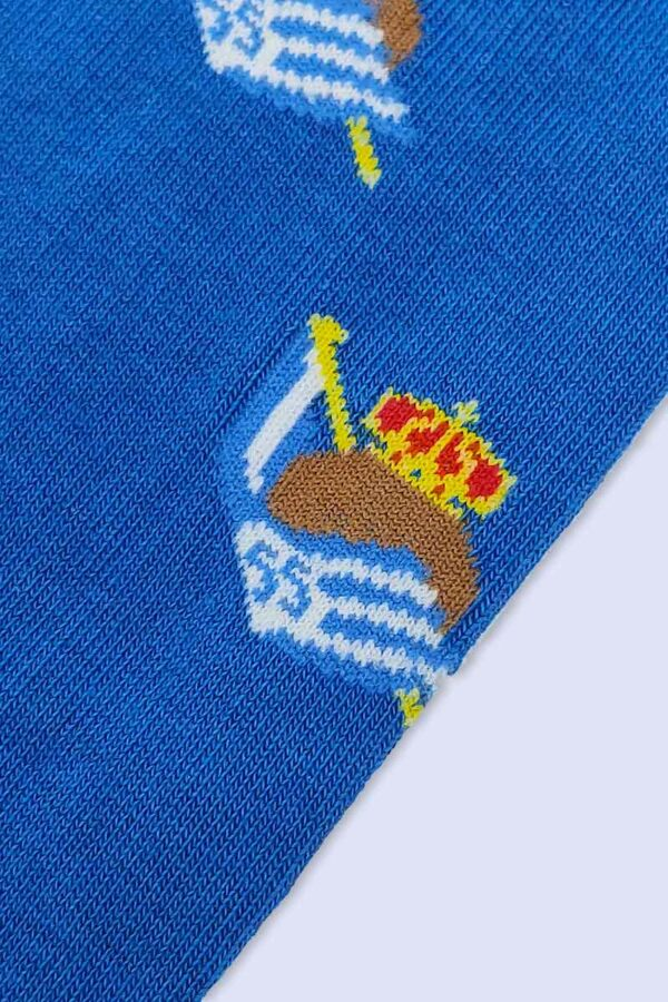 Calcetines Escudo Real Sociedad